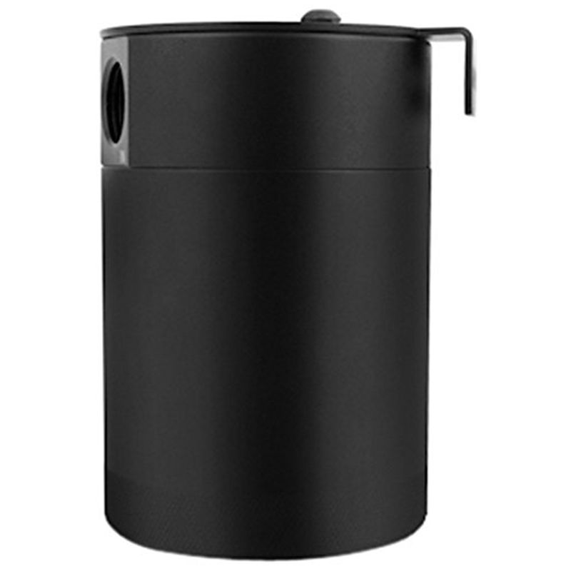 Nuevo compacto desconcertado aceite, 3 Puerto, negro