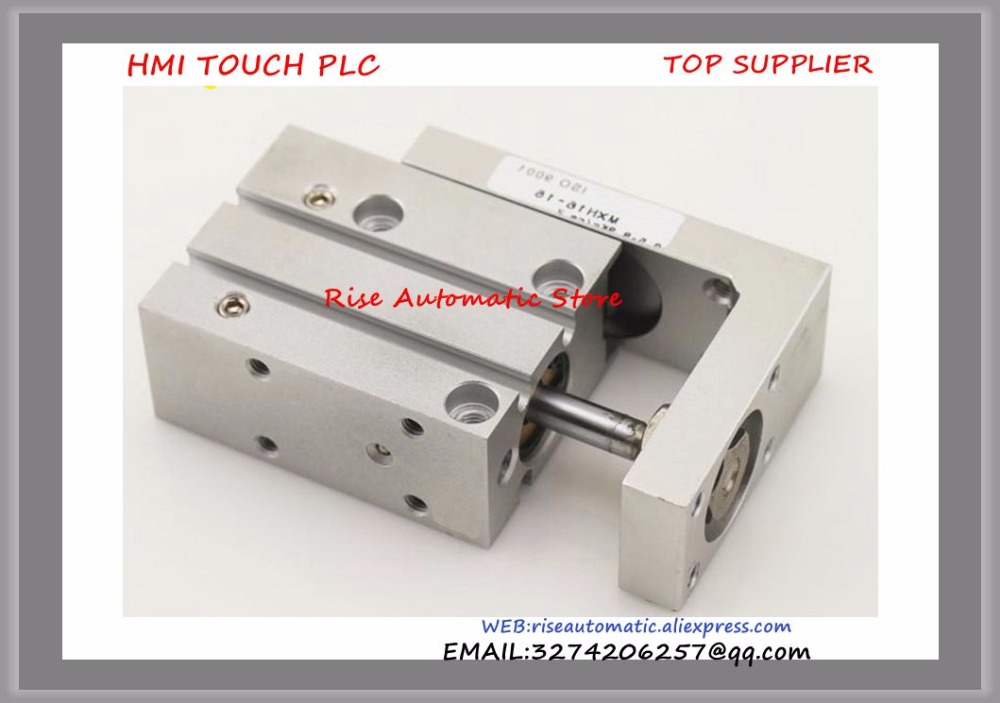 New Original MXH10-15 Type Pneumatic Compact Pneumatic Slider Cylinder high-quality midcool mxh10 5 cylinder