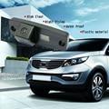 CCD Sensor Car Reverse Rear View Backup Parking CAMERA Kit for KIA Carens Borrego Oprius Sorento Sportage R