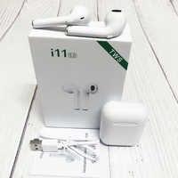 Nouveau i11 TWS sans fil casques Bluetooth écouteurs intra-auriculaires PK i12 i20 i9s i10 I13 I14 téléphone Auriculares écouteurs fone de ouvido