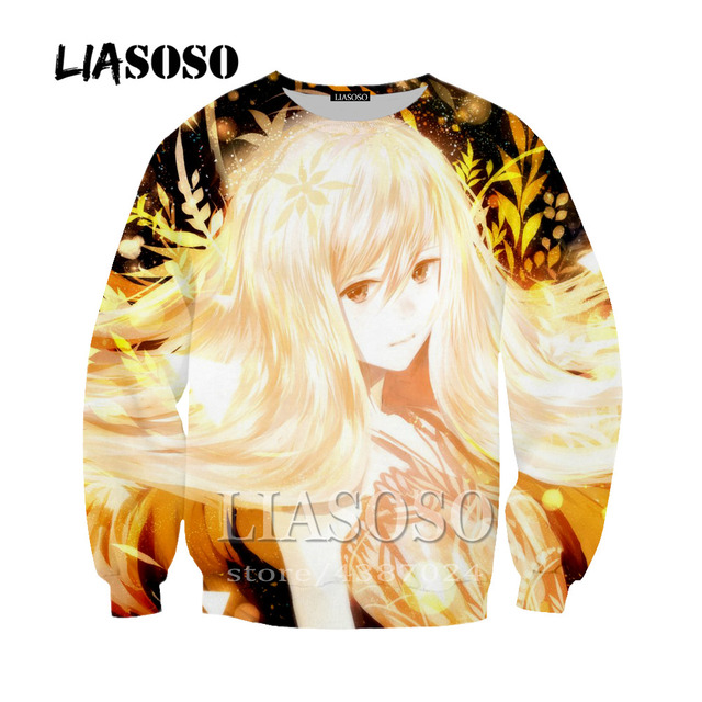 LIASOSO 2018 3D Print Anime Ahegao Sweatshirt Boku No Hero Casual Long Sleeve Hoodie Hooded Pocket Pullover For Men Women Y280