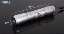 Wholesale Powerful Military green laser pointer 100w 100000mw 532nm adjustable lazer focus burning match Burn Balloon burn cigarettes 3026