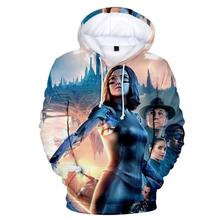 2019 The New Alita Battle Angel 3D Hoodies Men/Women Kawaii Print Hot Sale Casual Sweatshirt