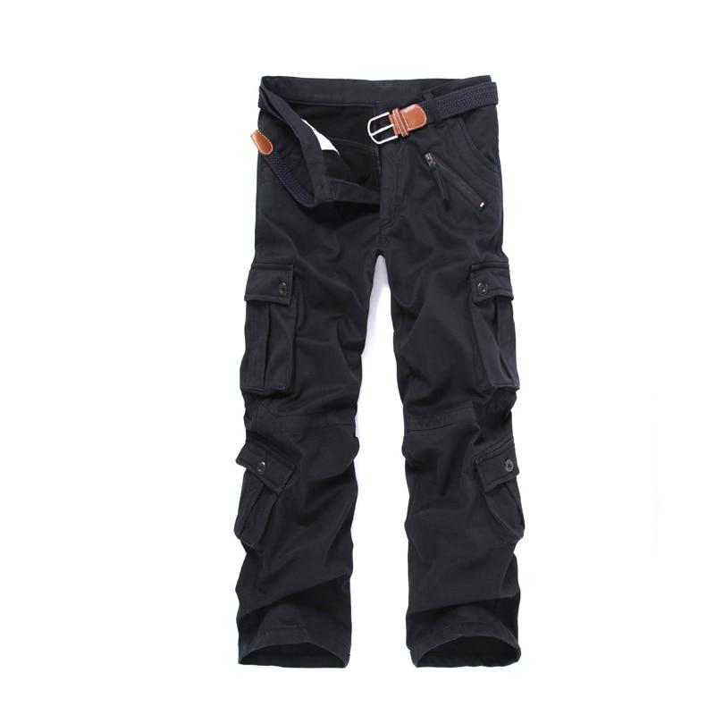 Джинсы мужчин 2017 грузовой эластичный пояс жан брюки высокое качество тактический джинсовые нескольких карман мужской брюк грузовой узкие джинсы мужчины