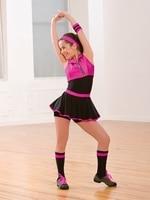 2017 Professional Ballet Tutu Gymnastics Leotard For Girls Jazz Dance Costume Dress Suit