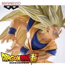 100%Original Dragon Ball Z super saiyan 3 Sun Goku style 2 anime cartoon action & toy figures Collection model toy