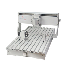 80 มม.แกนมอเตอร์ CLAMP ประกอบ CNC 6040 กรอบแกนโรตารี่สำหรับไม้อลูมิเนียมโลหะแกะสลัก