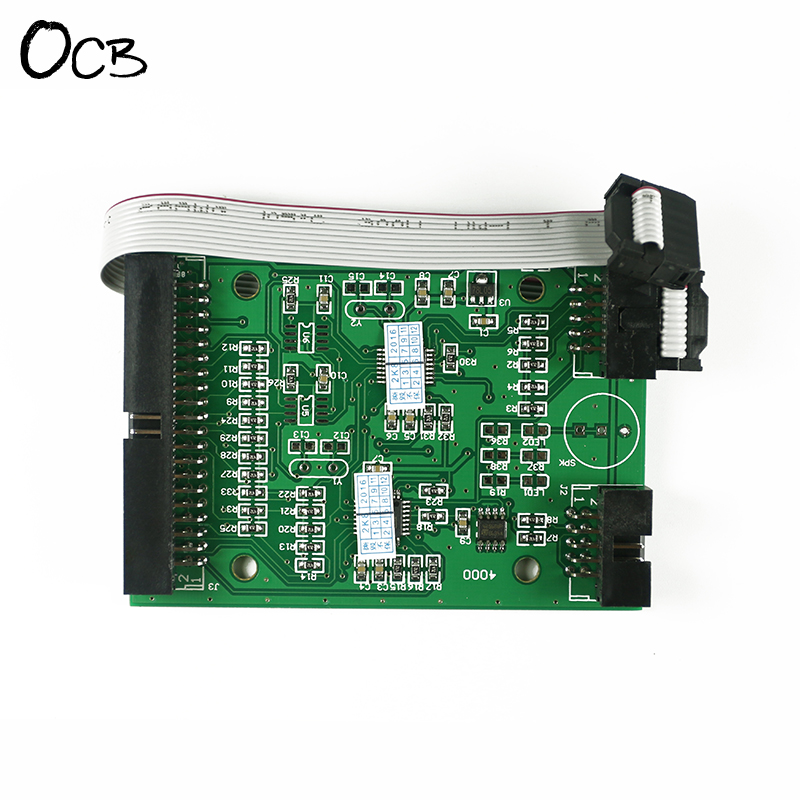 Chip Decoder For HP Designjet 4000 4500 4020 4520 Printer Decoder Board chip decoder for epson stylus pro 4000 7600 9600 printer decoder board