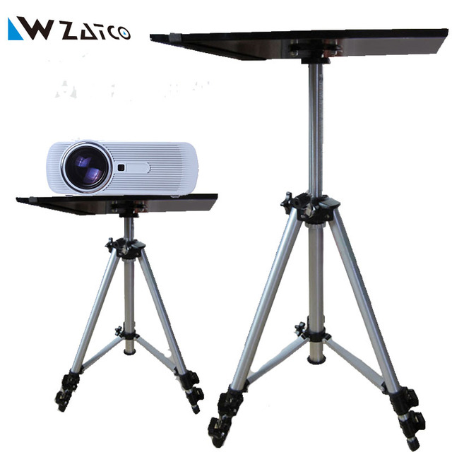 universal écran de projection projecteur en aluminium table