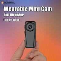 T50 Full HD 1080 P Mini Macchina Fotografica di Visione Notturna A Raggi Infrarossi Kamera Angle Digital Video Voice Recorder DV DVR Della Macchina Fotografica Micro Webcam Espia