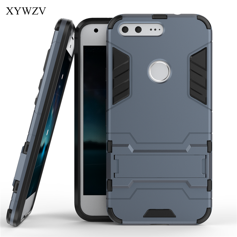 For Cover Google Pixel Case Robot Hard Rubber Phone Cover Case For Google Pixel 5.2 Cover For Google Pixel 5.2 Inch Coque XYWZV