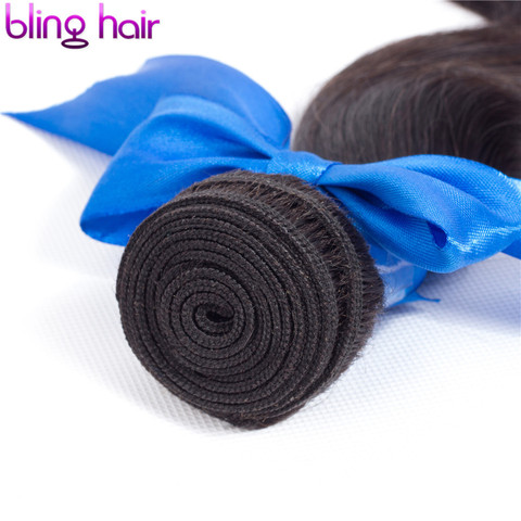 Bling Hair Body Wave Brazilian Hair Weave Bundles 100% Human Hair Bundles Remy Hair Extension Double Weft 8-30 Inch 1/5/10 Piece Islamabad