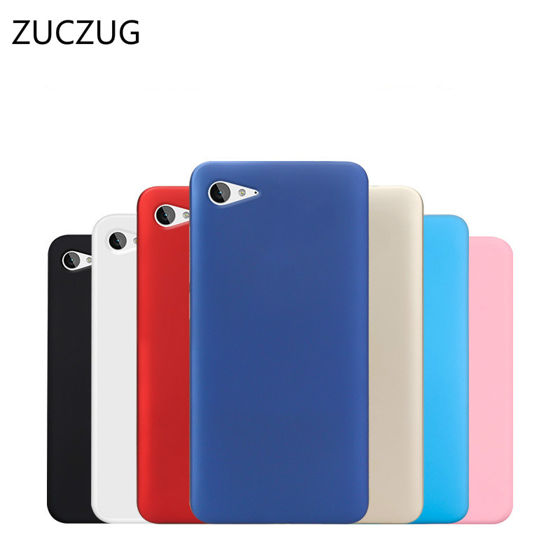 ZUCZUG frosted Shield Protective Shell Matte Back Cover Case For Lenovo ZUK Z2 4G LTE 5.0 inch cover case