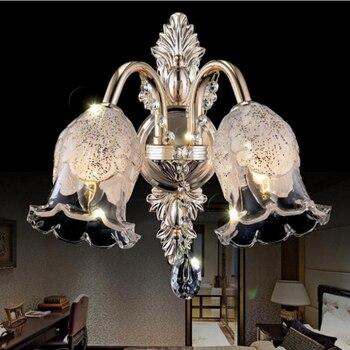Led lampada da parete per la camera da letto lampada da comodino interruttore hotel villa ristorante soggiorno sala da pranzo camera da letto comodino specchio lampade da parete