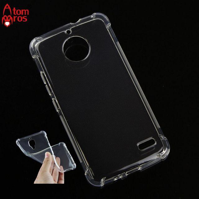 motorola e4 phone case. soft tpu silicone rubber transparent shockproof cover case for motorola moto e4 plus phone cases skin c