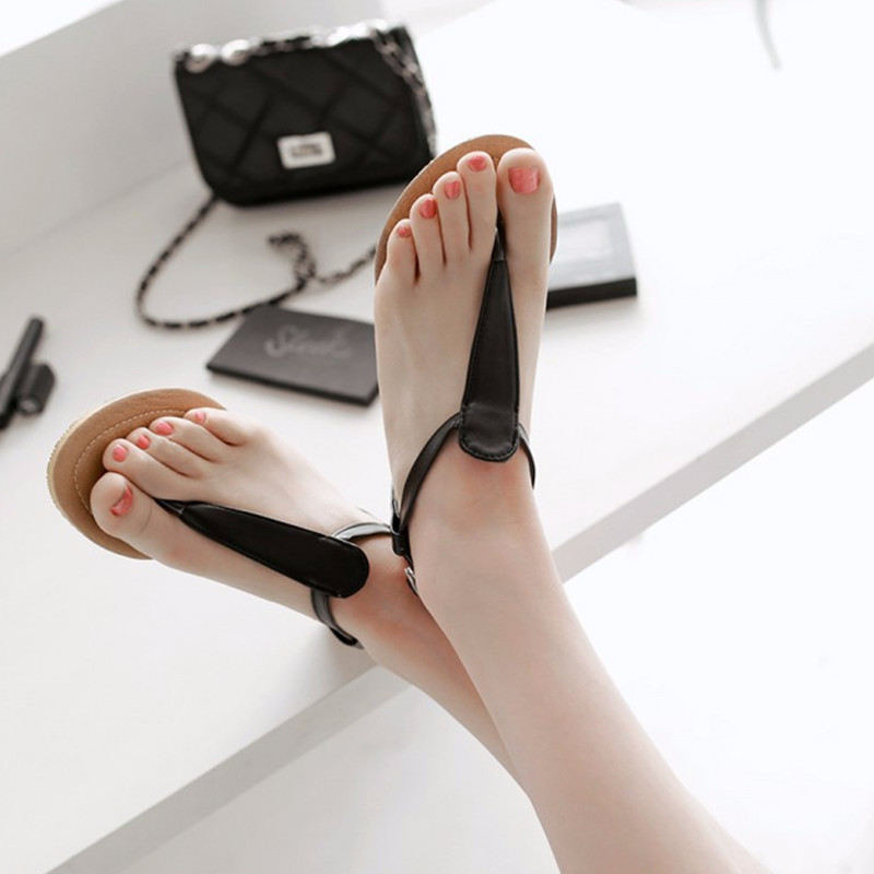Zapatos Tacones Mujeres Correa Sandalias Hebilla Más Cuero Zoris m8Oy0vNnwP