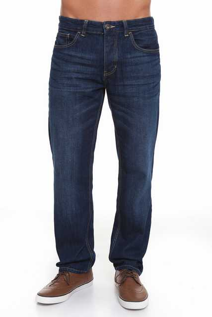 Crosshatch Men Cowboy Jorge Casual Straight CH2B112119DW3STK Color Dark Wash