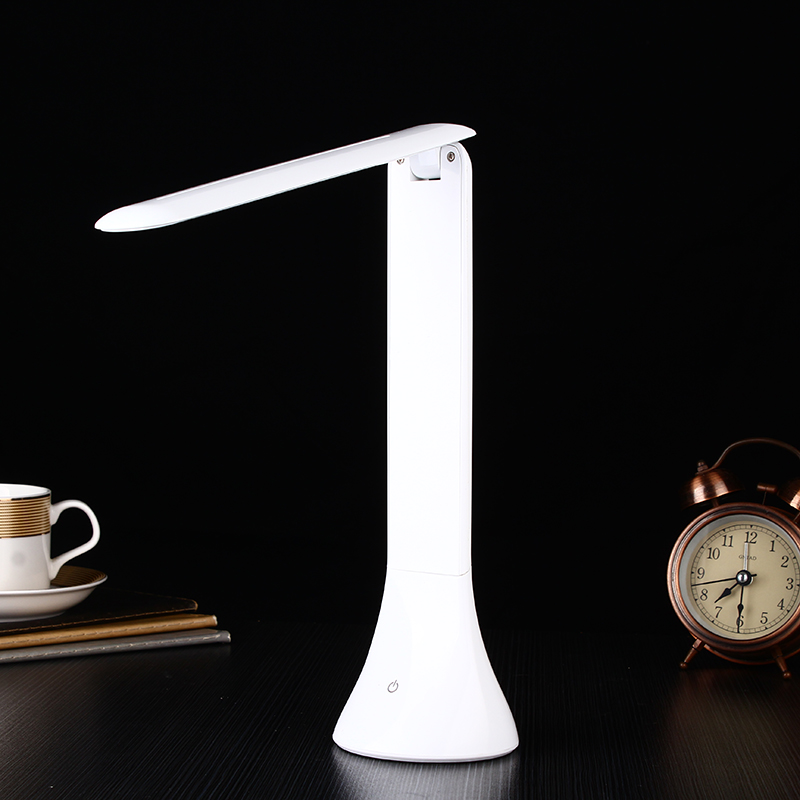 3W Super Bright Touch Dimming Touch Swtich 18 LED Desk Lamp Table Lamp Reading Study Light Foldable Child Eye-Protection Lamps lediary utralthin dimming led desk lamp rechargeable usb 5v eye protection table lamps touch control student night light modern