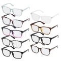 Fashion Men Women Retro Eyeglass Frame Full Rim Glasses Spectacles Hot
