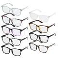 Fashion Men Women Retro Eyeglass Frame Full Rim Glasses Spectacles Hot