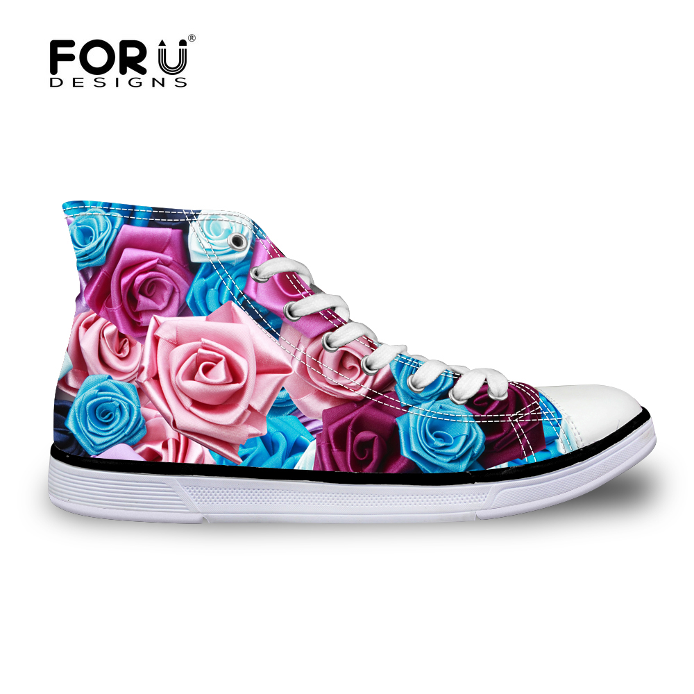 ФОТО  women flats shoes 3D flower rose canvas for ladies femal top casual ankle breathable femme chaussure