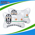 Juventus Decorative Universal Auto Head Rest Pillow Car Head Pillow Neck Pillow Travel Auto Safety Cushion Gift for Football Fan