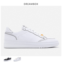 leather shoes men sneakers increased off white shoes