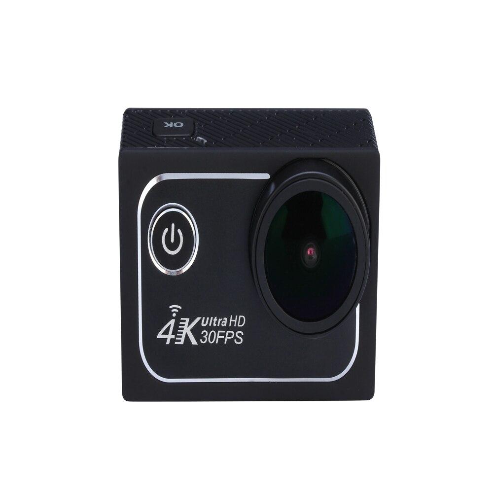 Interpolate 4K 16MP Wifi Sports Camera Ultra HD Waterproof 1080P DV Camcorder 170 Degree Wide Angle Video Camera Car Helmet 2 inch 4k 30fps 2 7k 30fps full hd wifi 16mp video camera waterproof sports dv helmet camera