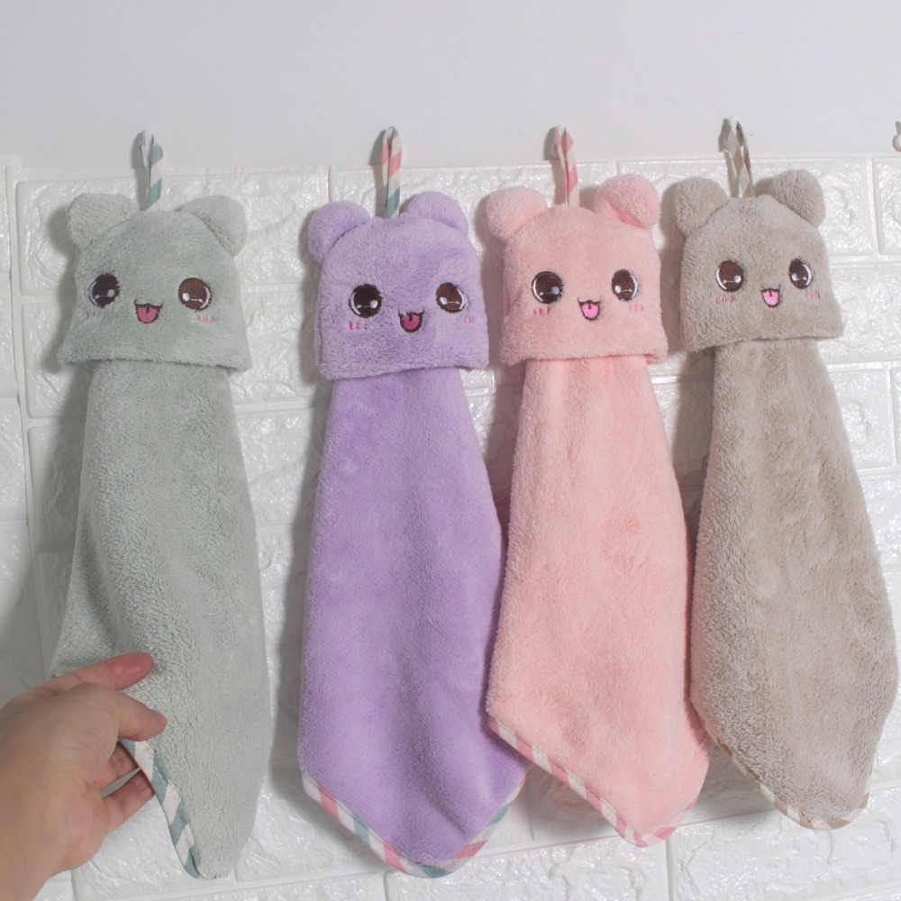 High Quality Funny Hanging Kitchen Hand Towels Oven Towel