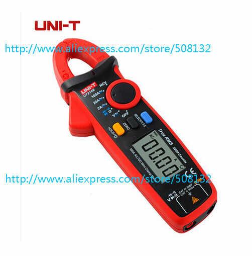 UNI-T UT210E UT-210E True RMS AC/DC Current Mini Clamp Meters w/ Capacitance Tester Digital Earth Ground Multimeter Megohmmeter