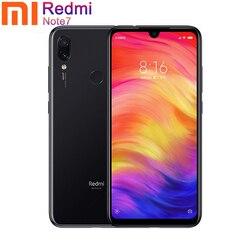 Globalna wersja Xiaomi Redmi Note 7 4GB 64GB smartfon Snapdragon 660 Octa rdzeń 4000mAh 2340x1080 48MP podwójny aparat fotograficzny telefon komórkowy 1