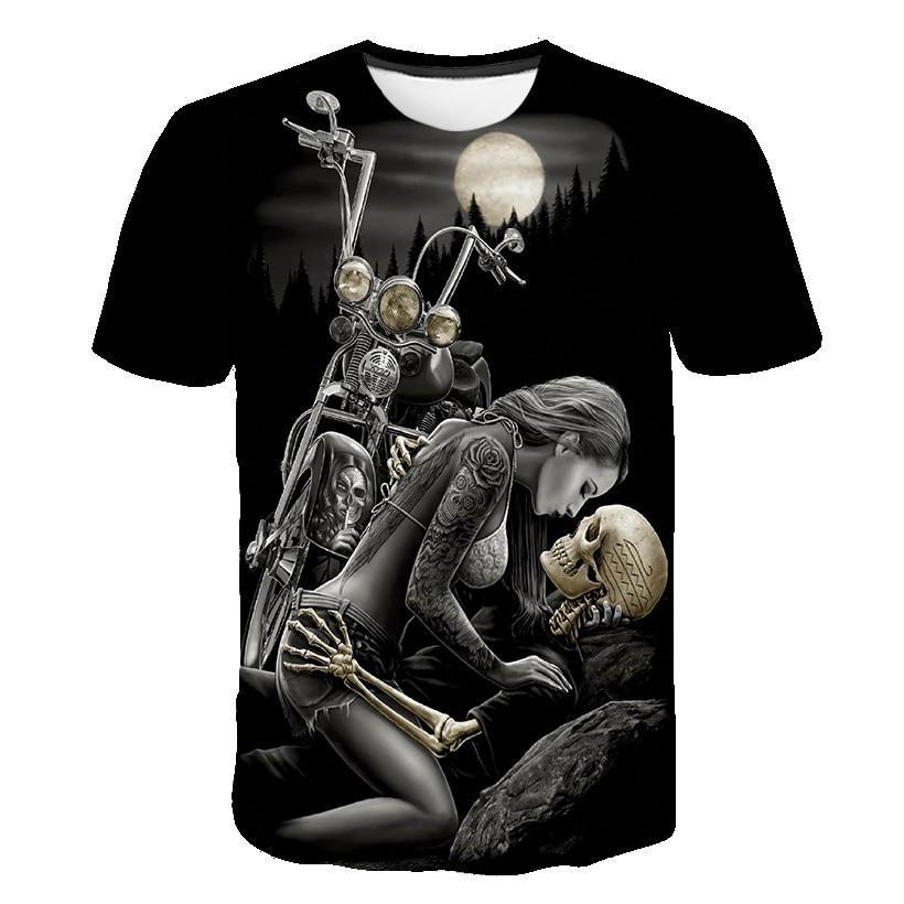Новейшая футболка Веном с 3D принтом, футболка s для мужчин и женщин, Повседневная футболка с коротким рукавом для фитнеса, футболка Дэдпул, футболки с черепом, топы азиатского размера - Цвет: 666