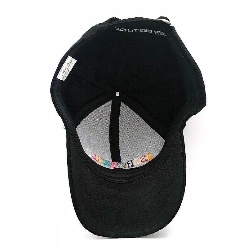 Dad Hat Travis Scott Astroworld Baseball Cap corduroy Snapback Cap  ASTROWORLD For Men Women Hip Hop Bone Garros Snapbacks-in Baseball Caps  from Apparel ... 96ea9fdf8a15