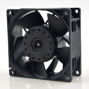 Image 2 - cooling fan 9cm for delta PFR0912XHE 90mm 4.5A 90*90*38mm DC 12V For Server Extensions machine