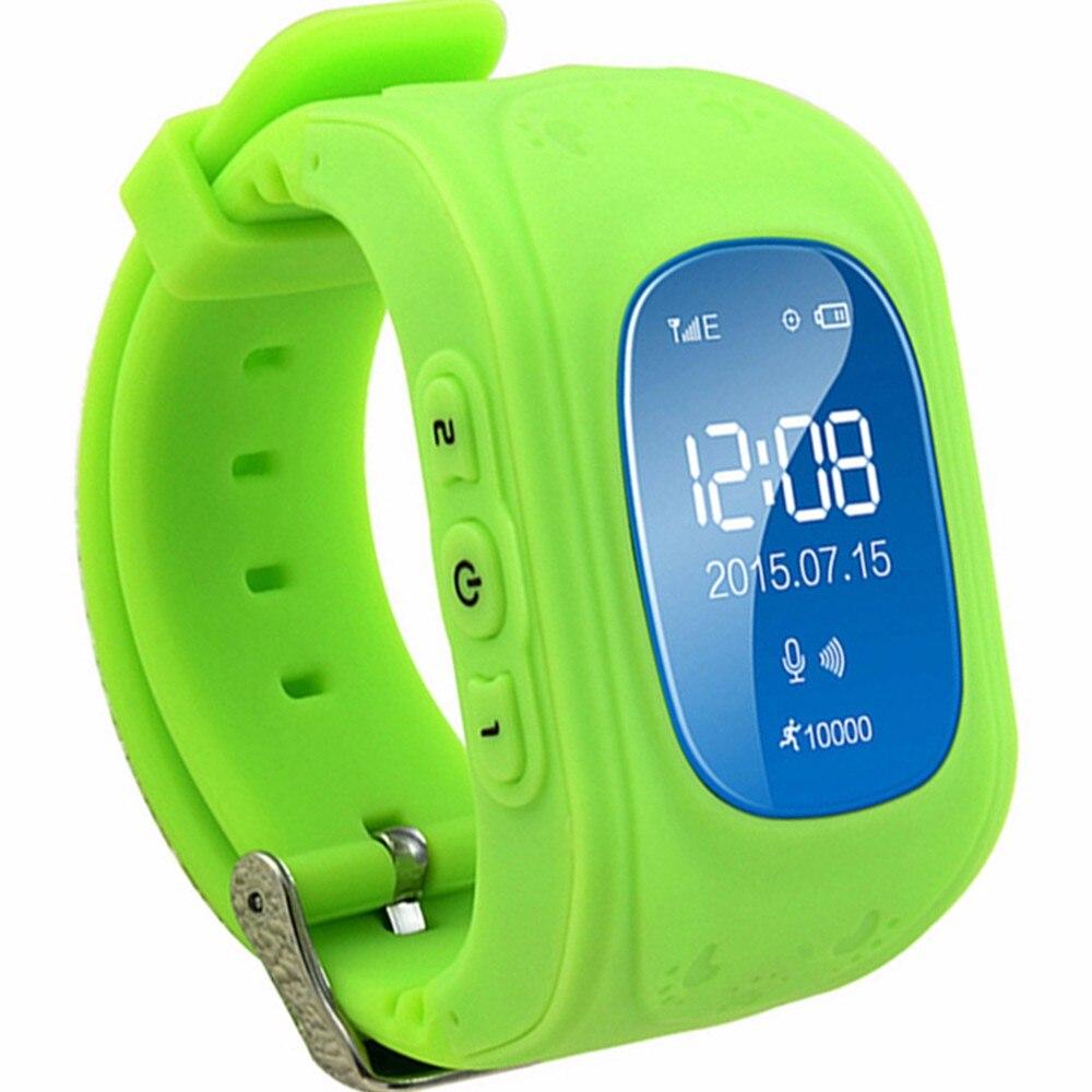 Q50 GPS Tracker Watch Children Smart Phone Watch GSM GPRS Locator Tracker Anti Lost Kids font