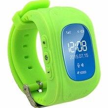 Q50 GPS Tracker Uhr Kinder Smartphone Uhr GSM GPRS Locator Tracker Anti Verloren Kinder Smartwatch Schutz für iOS Android uhr