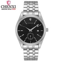 Chenxi Reloj Hombre Brand Luxury Simple Fashion Casual Business Watches Men Date Waterproof Quartz Mens Watch