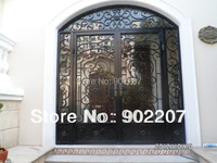 Wrought Iron Entrance Gate 10