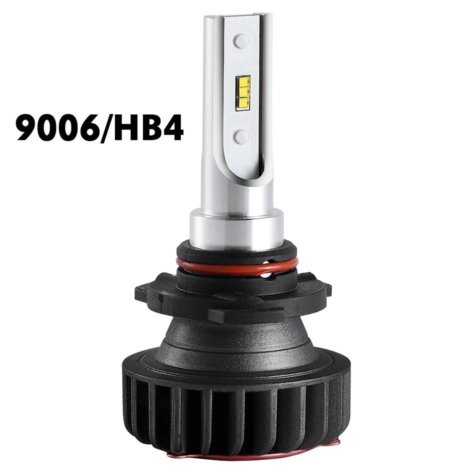CNSUNNYLIGHT H7 LED H4 H11 H1 9005 with Philips ZES Chips 9900LM 72W pair Car Headlight Bulb 9006 H8 Fog Lamp Headlamp 12V 24V (3)