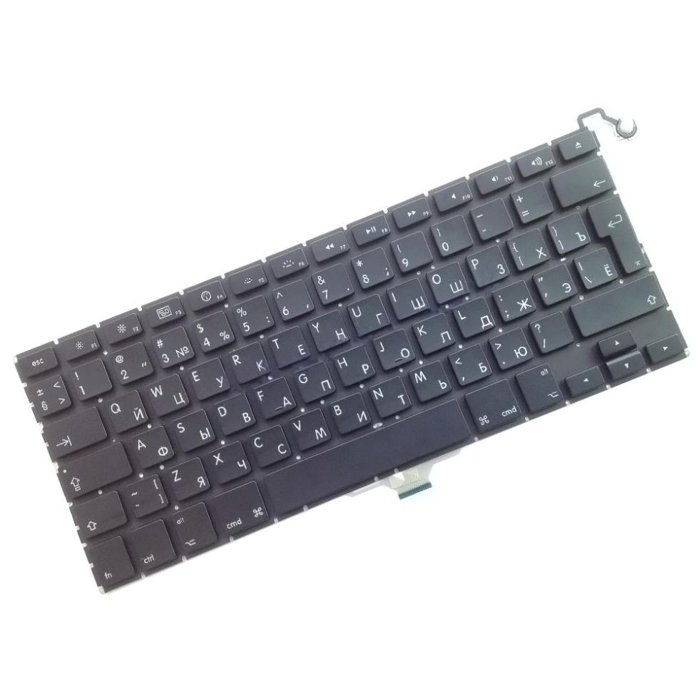 95% New For Apple MacBook Air A1237 A1304 Russian RU Keyboard компьютерные аксессуары for apple macbook air 10 apple macbook air a1237 a1304 mb003 mc233 mc234 2008 2009