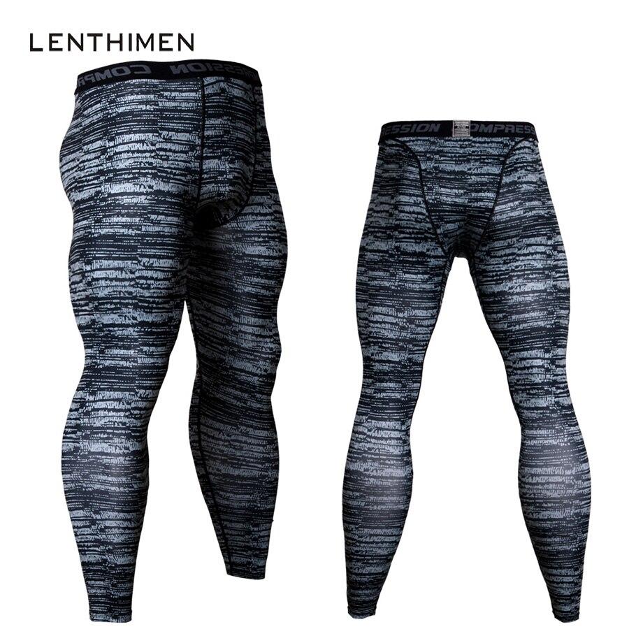 Compression Pants Joggers Men 3D Camo Sweatpants Quick Dry Men Soft Legging Crossfit Trackpants Bodybuilding Jogger Pants 2018