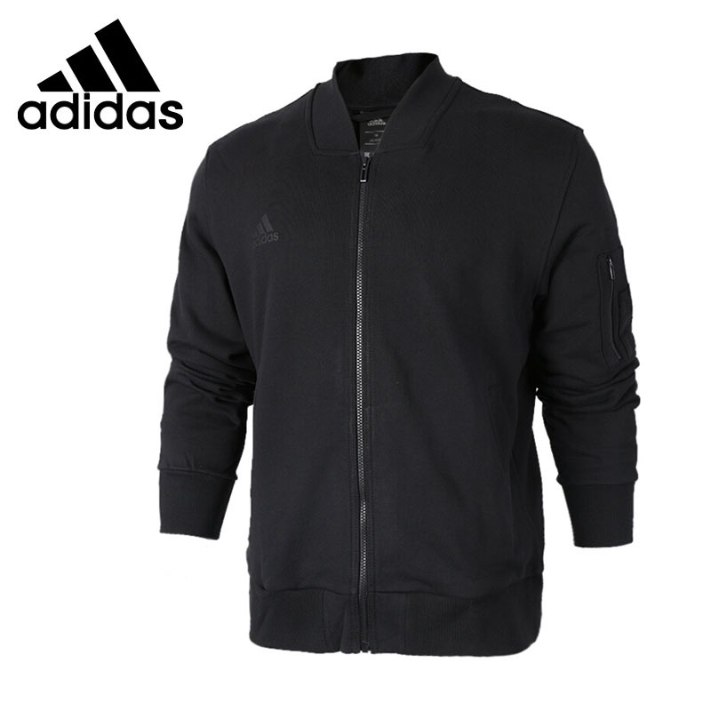 Original New Arrival 2017 Adidas TANF SWT BOM JK Men's jacket Sportswear adidas original new arrival official neo women s knitted pants breathable elatstic waist sportswear bs4904