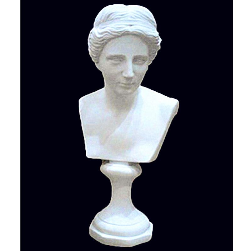 Mini Venus De Milo Head Portraits Bust Aegean Sea Aphrodite Statue Home Decoration Resin Art&Craft Gift Art Material L1227