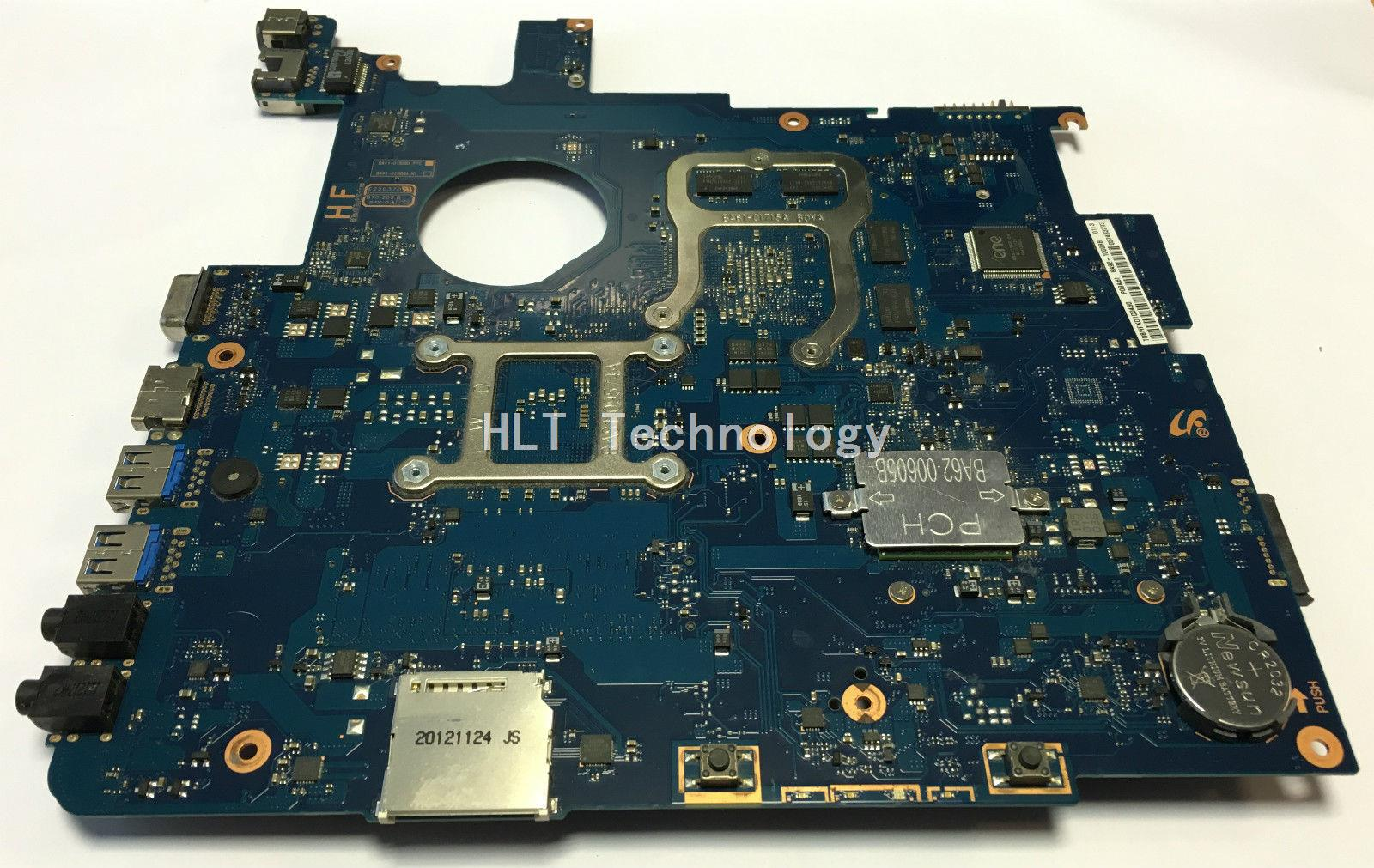 SHELI For samsung NP550P5C NP550 laptop Motherboard BA92-09094A N13P-GT-A2 integrated graphics card 100% fully tested