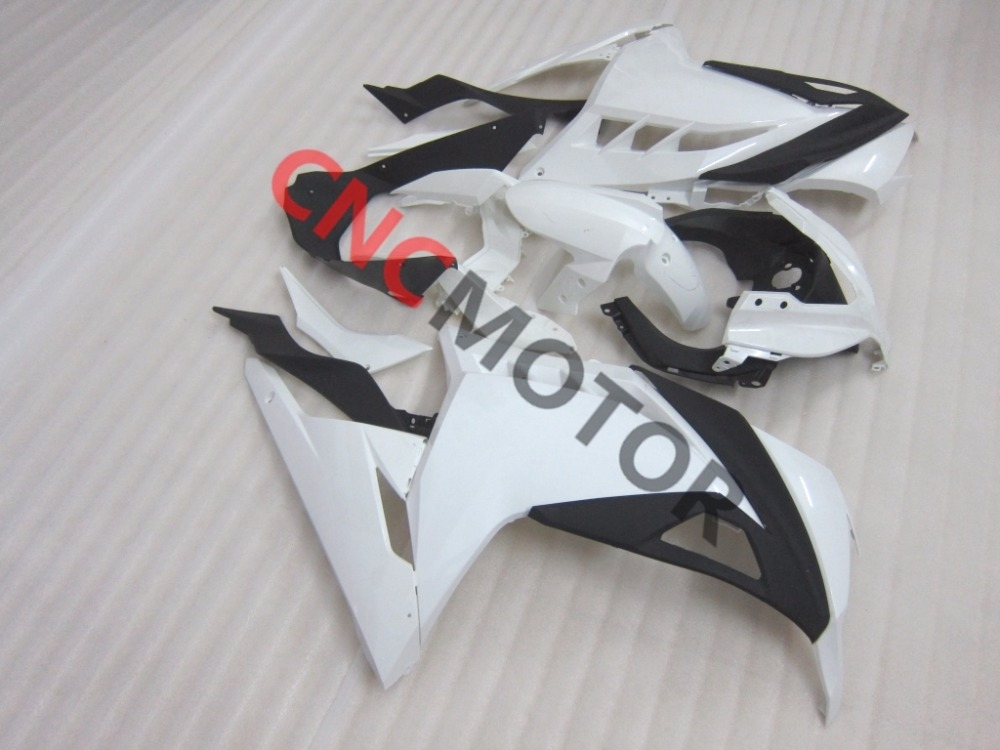 Unpainted Injection Mold Bodywork Fairing Kit for Kawasaki NINJA 300 ZX300 2013-2015 ZX300R цена