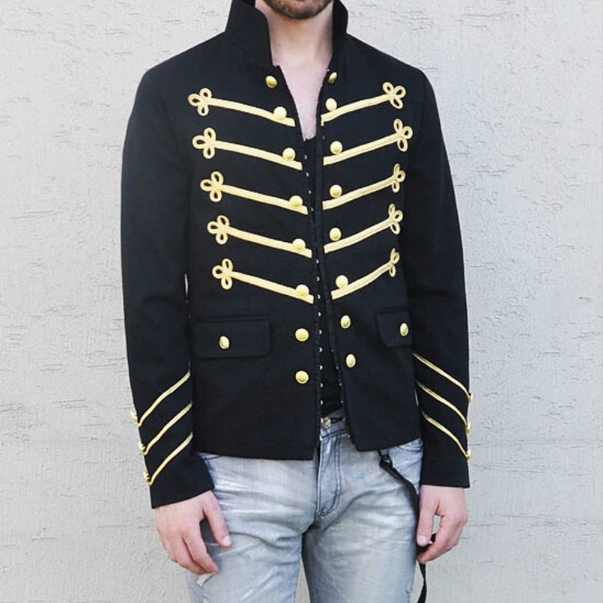 Veste manteau steampunk