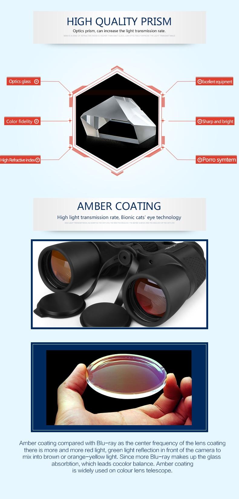 120X80 High Magnification Binoculars