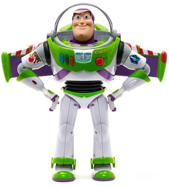 Exceptional Free Shipping 2013 Hot Sale Original Toy Story 3 Buzz Light Year Light  Voice Speak Toys Design Ideas