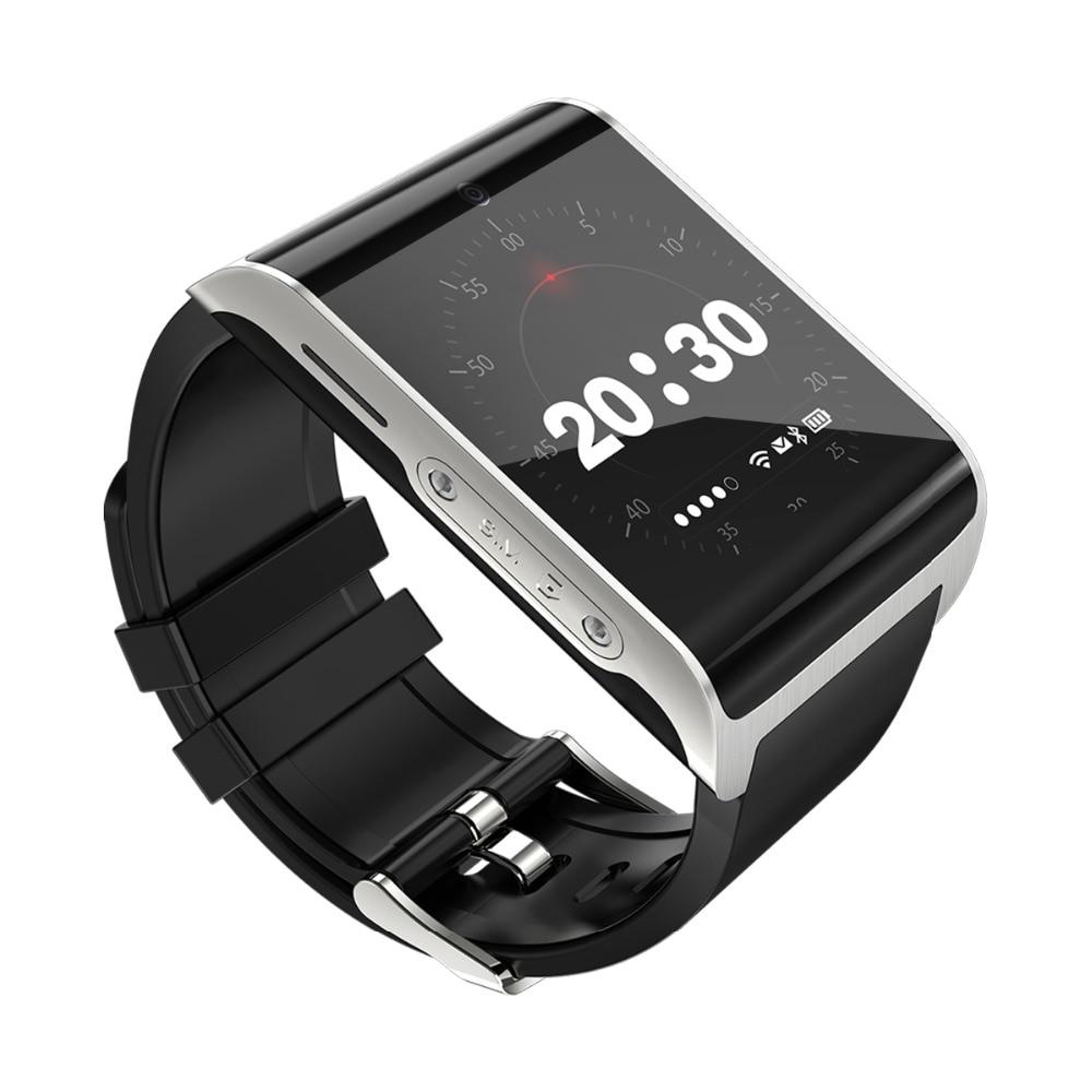 DM2018 4G Montre Smart Watch 1.54 HD IPS ROM/RAM 16G + 1B Soutien WIFI/SOS/Bluetooth/Appel/Lecteur Vidéo/Moniteur de Fréquence Cardiaque Montre Smart Watch