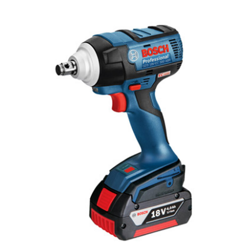 Bosch GDS 18V-EC 300 ABR Impact Wrench 18V Lithium Battery Rechargeable Electric Wrench Brushless Impact Wrench